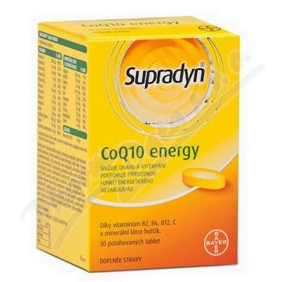 Supradyn CO Q10 Energy tbl.30