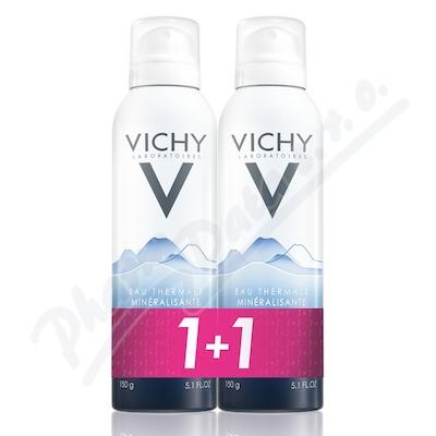 VICHY Mineralizing water DUO 2x150ml