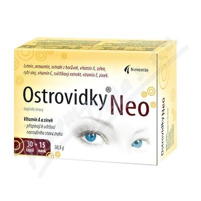 Ostrovidky Neo cps.30