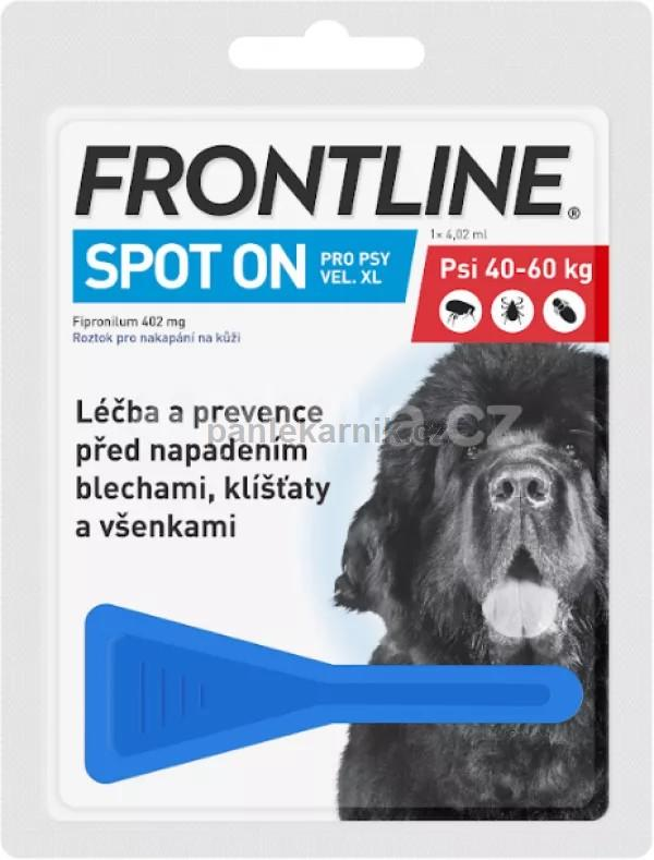 Frontline Spot On Dog XL 1x1 pipeta