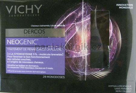 VICHY DERCOS NEOGENIC 28x6ml