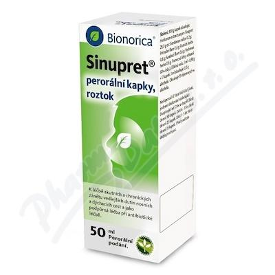 Sinupret gtt.1x50ml
