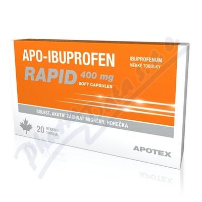 APO-IBUPROFEN RAPID 400MG