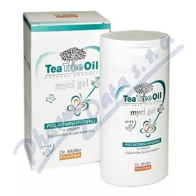 TEA TREE OIL MYCI GEL INTIMNI HYGIENU 200 ML
