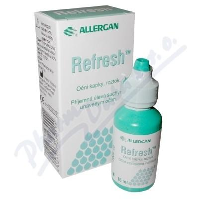 REFRESH OCNI KAPKY 15ML