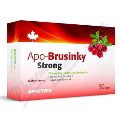 APO-brusinky STRONG 500mg